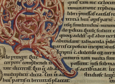 Visuel - Du rouleau au codex|Publication digitale pour iPad