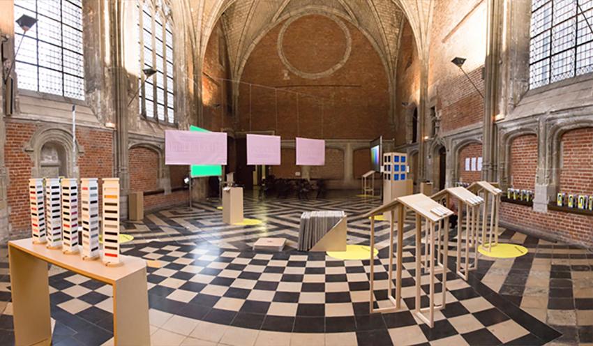 Visuel - Code couleur à Lille|Pour quatorze jours