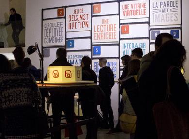 Visuel - Des objets, des images, des gestes|Vernissage de l'exposition jeudi 2 avril à 18 h