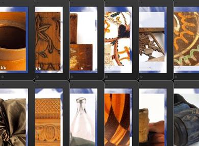 Visuel - Des objets et des gestes|12 portraits d'objets de la culture alsacienne