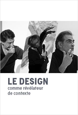 Visuel - Le design comme révélateur de contexte