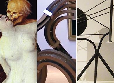Visuel - Histoire de l'art et cultures visuelles|Mise en ligne de trois nouveaux films