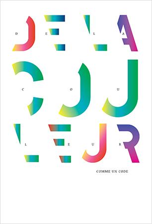 Visuel - De la couleur|comme un code